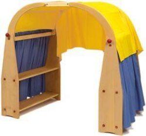 Happy Kidz Spielhaus bestehend aus 2  Spielständern 21404235013