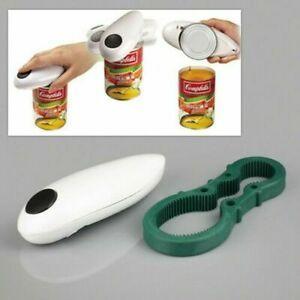 Elektrischer Dosenöffner mit Magnet Deckelöffner Automatischer Büchsenöffner
