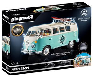 PLAYMOBIL 70826 Volkswagen T1 Camping Bus - Special Edition