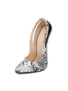 Abtel Ladies Sandals Striped Printed Ankle Strap Shoes Slip-In,Farbe:Weiß,Größe:35