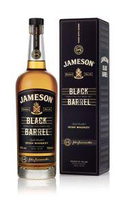 Jameson Black Barrel Triple Distilled Irish Whiskey   40 % vol   0,7 l