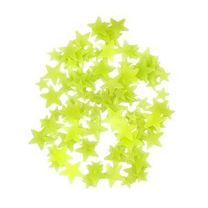 Oblique Unique 100 Leuchtsterne Sticker Stern Aufkleber Selbstleuchtend Wandsticker