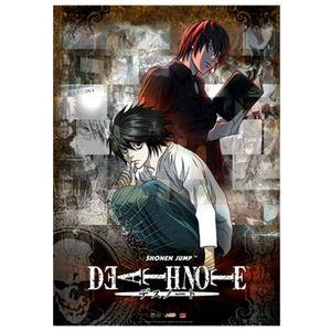 Heiße Japan Anime Death Note L Wohnkultur Poster Kunst Poster Wohnkultur -H02