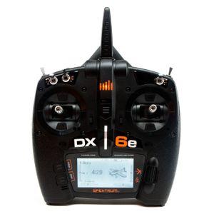 Spektrum RC Fernsteuerung DX6e 6 Kanal Sender