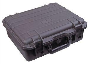 Werkzeugkoffer a.Ku. 330X280X120mm luft-/wasserdicht schwarz