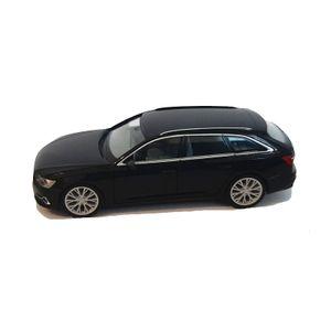 Herpa 420303-002 Audi A6 Avant schwarz Maßstab 1:87