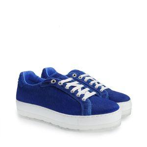 """Diesel Sneaker """"S-Andyes"""" -  Y01253 P0694 T6043 / S-Andyes W - Blau-  Größe: 37(EU)"""