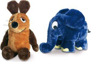 Die Sendung mit der Maus - Plüsch Set Maus und Elefant 12cm