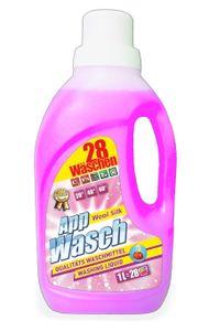 AppWasch® - WOOL & SILK Feinwaschmittel Gel, 12-er Pack 1L (1 x 336 Waschladungen) 0,08 EUR/ Waschladung