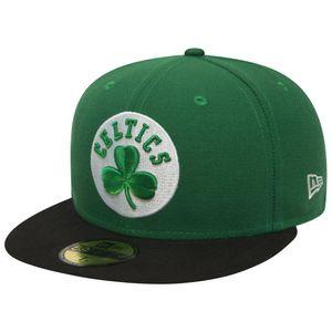 New Era 59FIFTY Cap - NBA Boston Celtics grün