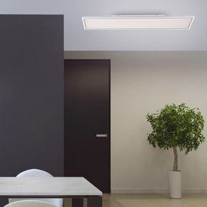 Paul Neuhaus LED Deckenleuchte Edging in Weiß 2x 30W 8000lm 314x1214