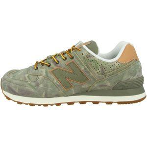 New Balance Sneaker low gruen 51