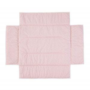 Laufgitterbettchen für Belami, Euro-Parc und Lucilee : 76 cm x 97 cm Starry Night pink Größe: 76 cm x 97 cm Nachbildung: Starry Night pink