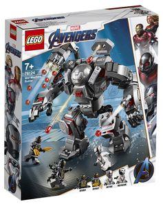 LEGO® Marvel Super Heroes™ War Machine Buster, 76124