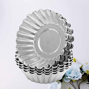 Törtchenform, 30x Mini Tarteform Ø 7.3 cm, antihaftbeschichtet, Backformen Set, für mini Kuchen, mini Tarte und mini Quiche
