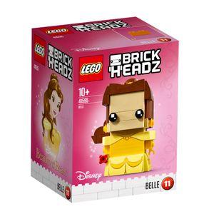 Lego Brick Headz Belle