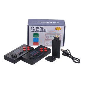 4K HD-Videospielkonsole Eingebaute 568 Classic Games Mini-Retro-Konsole Drahtloser Controller HD-Ausgang Dual Player