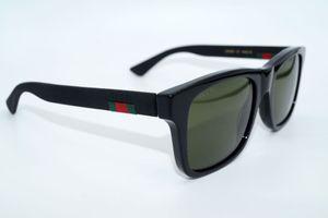 GUCCI Sonnenbrille Sunglasses GG 0008 001