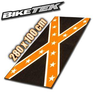 BikeTek Motorradteppich Confederate S3 XXL