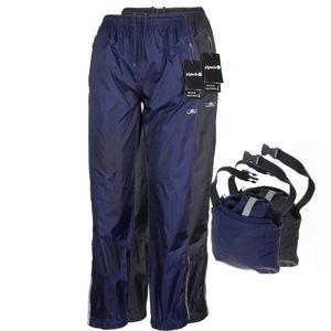 CMP Jungen Regenhose, Farbe:Blau (Navy), Größe:128