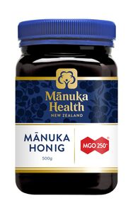Manuka Health - Manuka Honig MGO 250+ 500g - 100% pure NZ