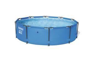 "Bestway Frame Pool ""Steel Pro™"" 305x76 cm  - rund - 4.678 l; 56406"