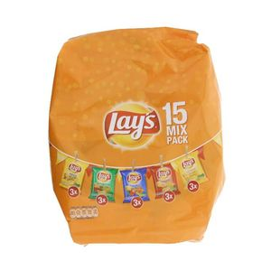 Lay's - 15 mix pack - 400gr