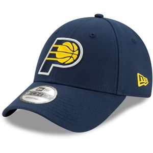 New Era Indiana Pacers Nba 9forty Dark Blue One Size