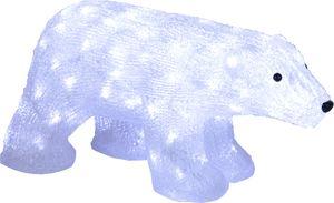 LED-Acrylbär 'Crystal Bear',