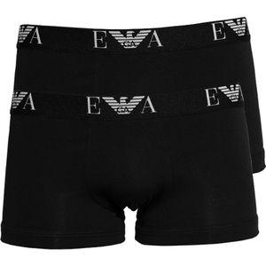 Emporio Armani 2er Pack Boxershorts      M      2 x SCHWARZ  BLACK