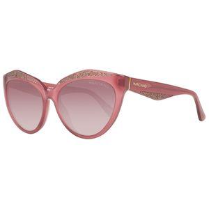 GUESS by MARCIANO Damen Sonnenbrille Schmetterling Rosa