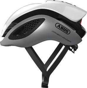 ABUS GameChanger Helm silver white Kopfumfang S | 51-55cm