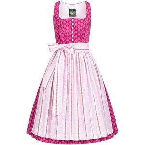 Midi Dirndl Chiemsee in Pink von Hammerschmid, Größe:46, Farbe:Pink