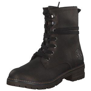 s.Oliver Damen Stiefelette Braun Schuhe, Größe:40
