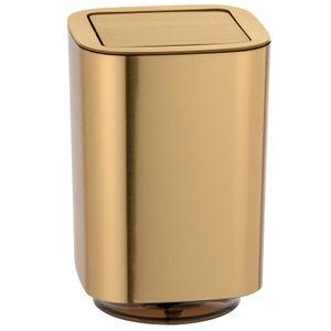 Schwingdeckeleimer Auron Gold