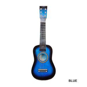 """Kinderspielzeug Gitarre Kindergitarre Akustikgitarre Amš¹sant 6 Saiten 21 """"8 Farben Geschenk Lehre Hands-On F?higkeit Ukulele Kinder"""
