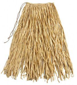 Rubies 6255772 - Echt Bastrock 70 cm * Kostüm Zubehör * Hula Hawaii Vaiana
