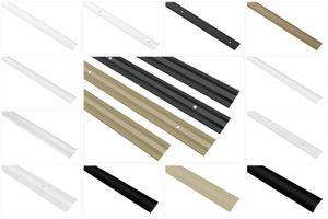 Übergangsprofile aus Aluminium, langlebig & rostfrei als Übergangsleiste von Bodenfugen & Dekoration, Farbe Übergangsleiste:Silber, Modell Übergangsleiste:A70SK - 1M / 60x5mm