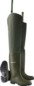 Dunlop Watstiefel oliv Gr. 48