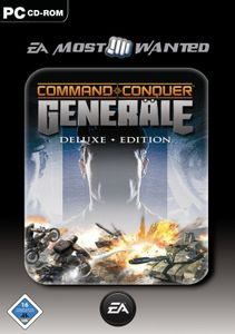 Command & Conquer - Generäle Deluxe Ed.  [EAMW]