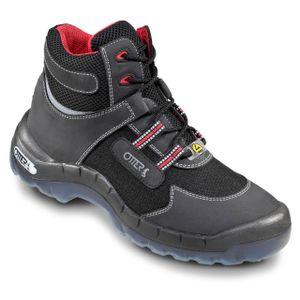 OTTER Sicherheits-Stiefel 93762 ESD Sicherheitsschuh Sicherheitsschuhe Hoch S2 , Größe:38
