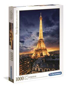 Clementoni puzzle HQ - Tour Eiffel 1000 Teile