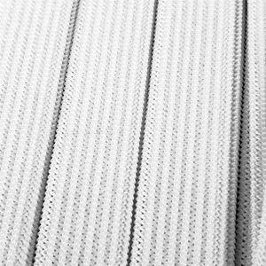 Gummiband - Qualitätsgummilitze 200cm x 13mm zum Nähen in - Weiß