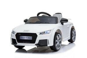 Kinder Elektro Audi TT RS, Farbe:Weiss