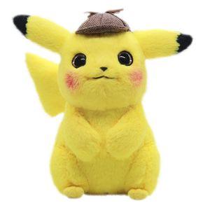 Detective Pikachu Spielzeug Plüschtier 28CM