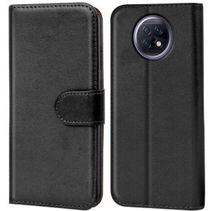 Book Case für Xiaomi Redmi Note 9T Hülle Flip Cover Handy Tasche Schutz Hülle Etui