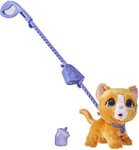 Hasbro E89495X0 FurReal Friends Peealots Große Racker Katze