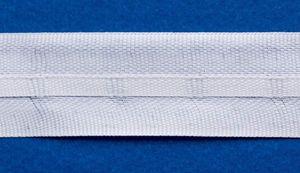 rewagi  5 Meter  Taschenband - variabel, Gardinenband, Gardinenzubehör   Breite: 22mm  L070