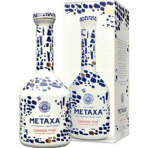 Metaxa Grande Fine Griechischer Weinbrand in Geschenkpackung | 40 % vol | 0,7 l