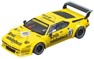 Carrera Digital 124 - 23855 BMW M1 Procar Team Winkelhock Nr. 81 1979